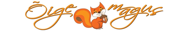 Õige Magus Pood Logo