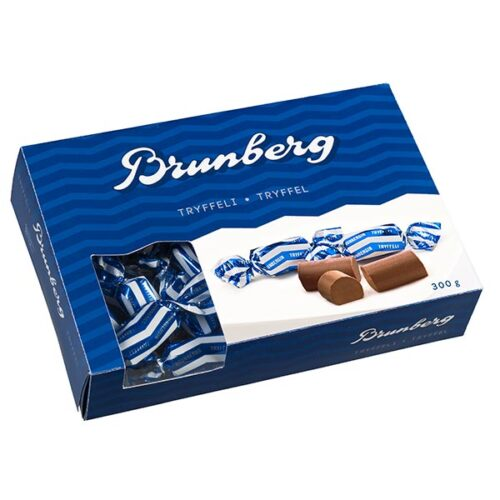 Brunberg trühvel 300g